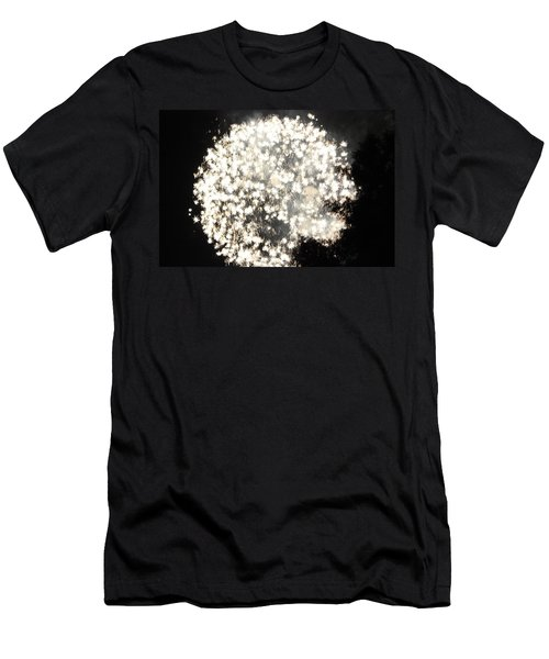 Dandelion Ablaze Men's T-Shirt (Athletic Fit)