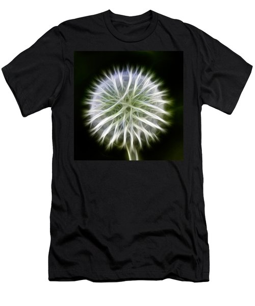 Dandelion Abstract Men's T-Shirt (Athletic Fit)