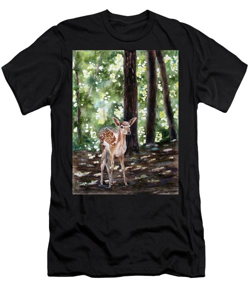 Dappled Innocence Men's T-Shirt (Athletic Fit)