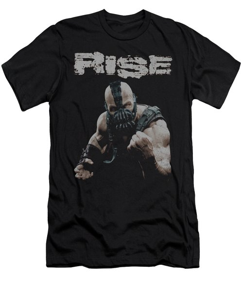 Dark Knight Rises - Rise Men's T-Shirt (Athletic Fit)