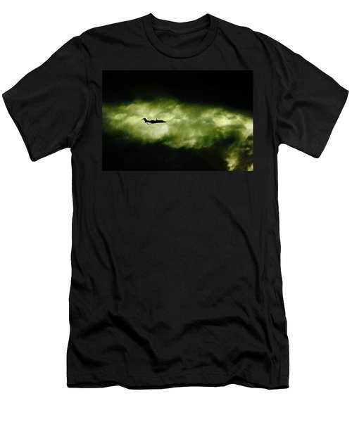 Dark Shadow  Men's T-Shirt (Slim Fit) by Paul Job