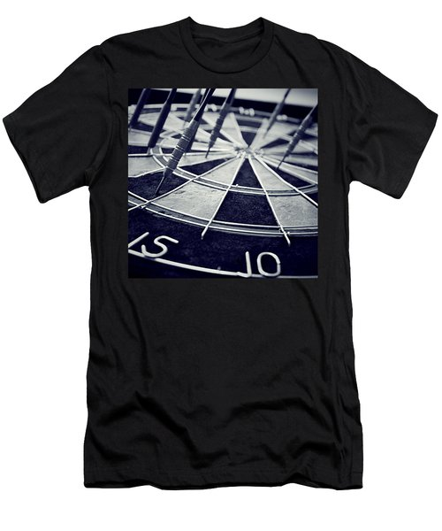 Darts Anyone Men's T-Shirt (Athletic Fit)