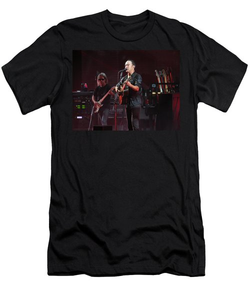 Dave Matthews Live Men's T-Shirt (Slim Fit) by Aaron Martens