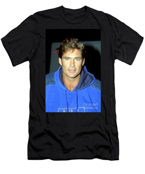 David Hasselhoff 1991 Men's T-Shirt (Athletic Fit)