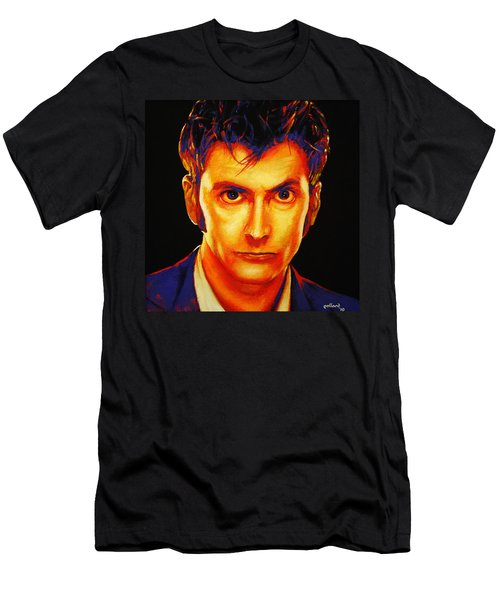 David Tennant Men's T-Shirt (Athletic Fit)
