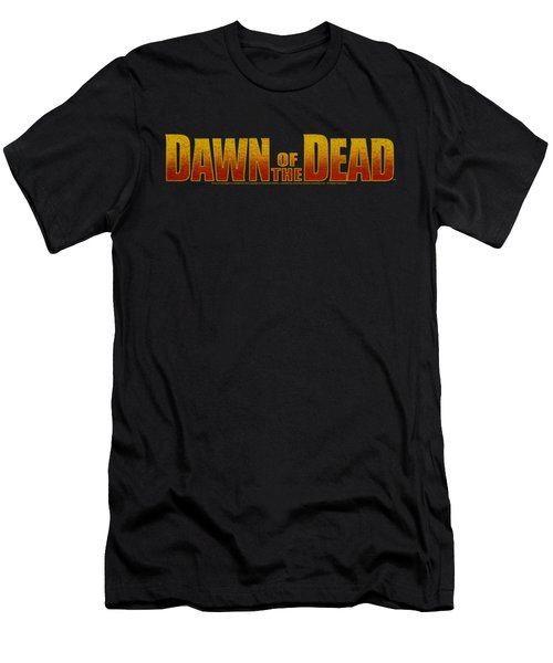 Dawn Of The Dead - Dawn Logo Men's T-Shirt (Athletic Fit)