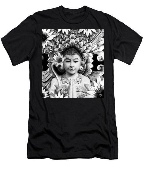 Dawning Of The Goddess Men's T-Shirt (Slim Fit) by Christopher Beikmann