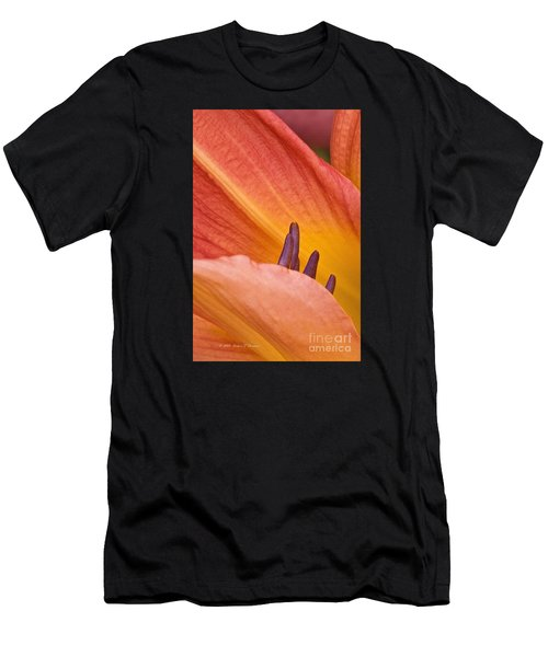 Day Lily  1 Men's T-Shirt (Athletic Fit)
