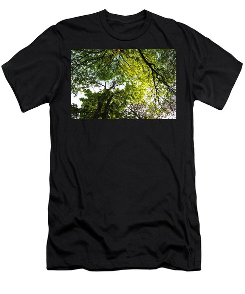 Daydreaming In The Hammock Men's T-Shirt (Athletic Fit)