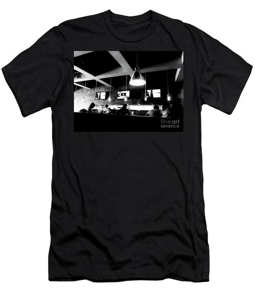 Men's T-Shirt (Slim Fit) featuring the photograph Dayhawks by Amar Sheow