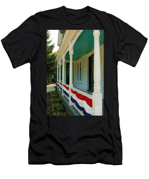 Men's T-Shirt (Slim Fit) featuring the photograph Days Gone By by Patrick Shupert