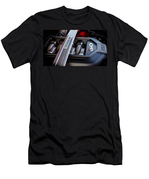 Daytona 500 Pace Car Edition Ford Mustang Men's T-Shirt (Athletic Fit)