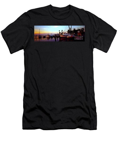 Daytona Beach Fl Last Chance Miss Hazel And Sonny Boy Men's T-Shirt (Athletic Fit)