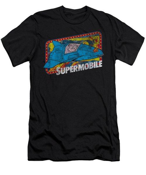 Dc - Supermobile Men's T-Shirt (Athletic Fit)
