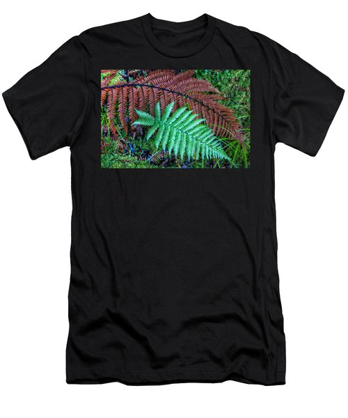 Dead And Alive Men's T-Shirt (Athletic Fit)