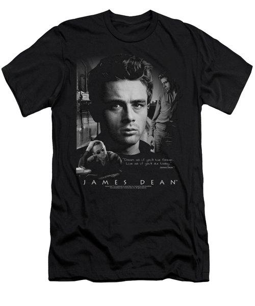 Dean - Dream Live Men's T-Shirt (Athletic Fit)