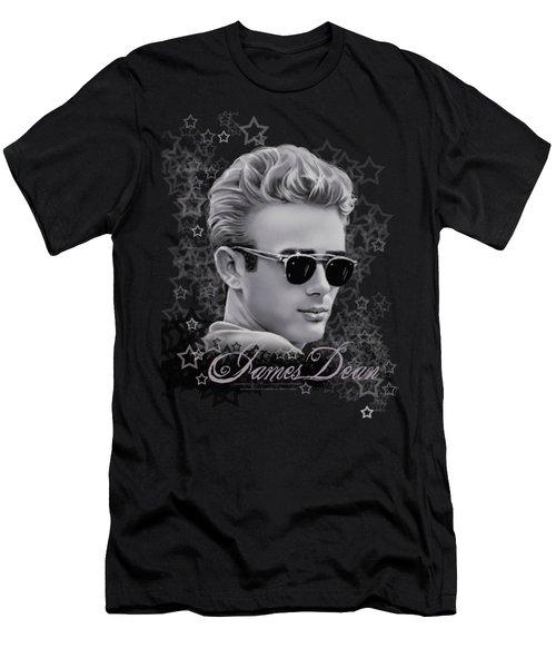 Dean - Movie Star Men's T-Shirt (Athletic Fit)