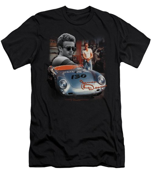 Dean - Sunday Drive Men's T-Shirt (Slim Fit) by Brand A