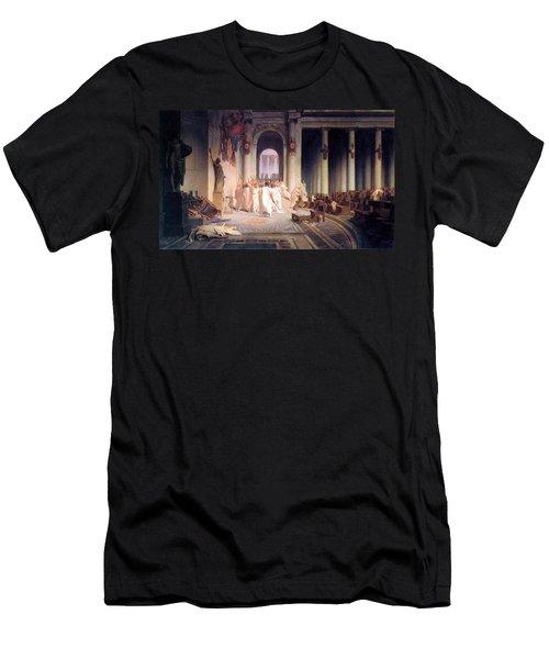Death Of Caesar Men's T-Shirt (Athletic Fit)