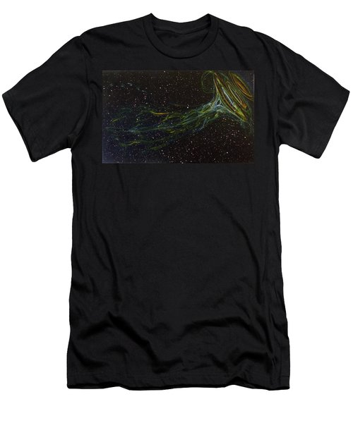 Death Throes Men's T-Shirt (Slim Fit) by Sean Connolly