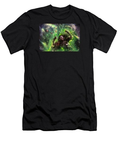 Death's Presence Men's T-Shirt (Athletic Fit)