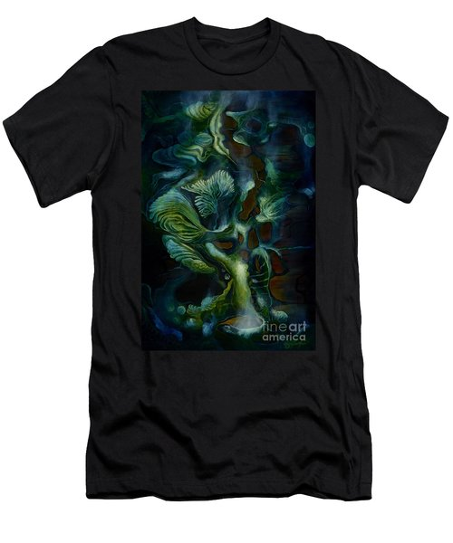 Deep Sea Within Men's T-Shirt (Athletic Fit)