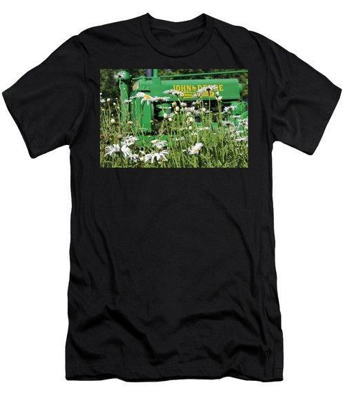 Deere 1 Men's T-Shirt (Athletic Fit)