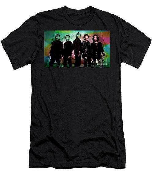 Def Leppard Men's T-Shirt (Athletic Fit)