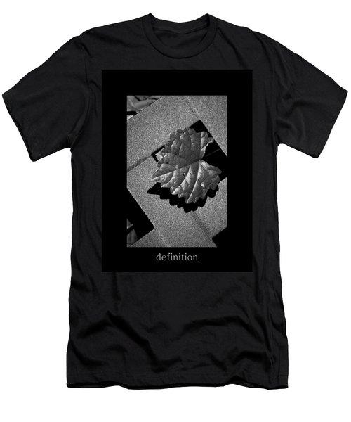 Definition Men's T-Shirt (Athletic Fit)