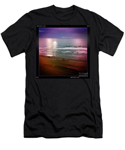 Del Mar Men's T-Shirt (Athletic Fit)
