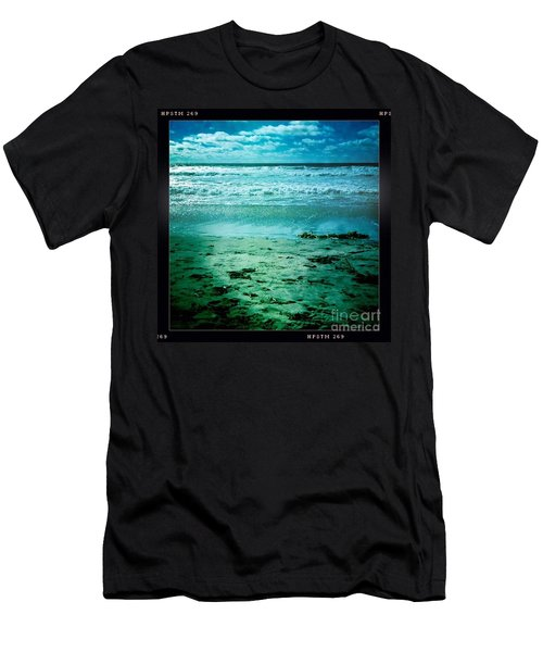 Del Mar Glow Men's T-Shirt (Athletic Fit)
