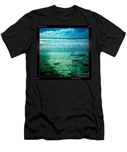 Del Mar Glow Men's T-Shirt (Athletic Fit)