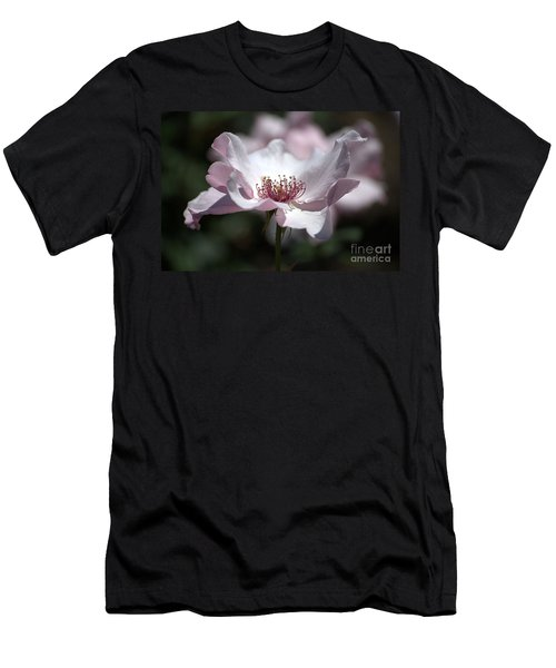 Delicate Pink Men's T-Shirt (Athletic Fit)