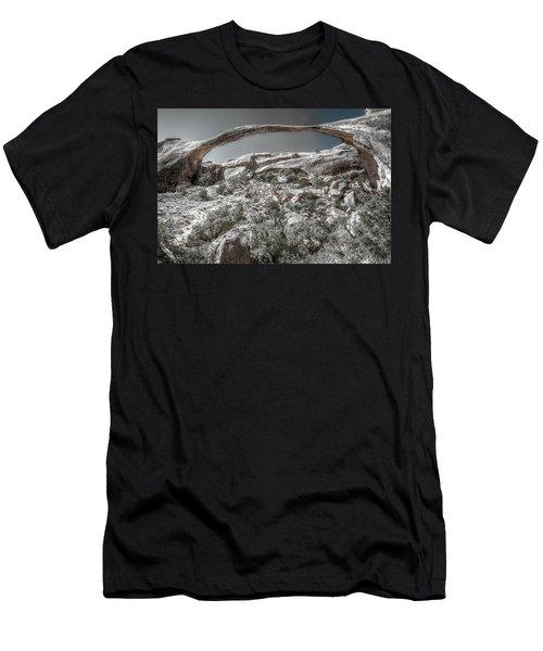 Delicate Stone Men's T-Shirt (Athletic Fit)