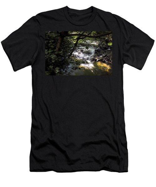 Dell Men's T-Shirt (Athletic Fit)