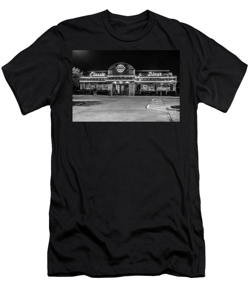 Denny's Classic Diner Men's T-Shirt (Athletic Fit)