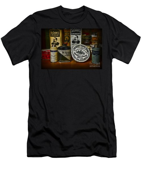 Dentist - Tooth Powder And More Men's T-Shirt (Athletic Fit)