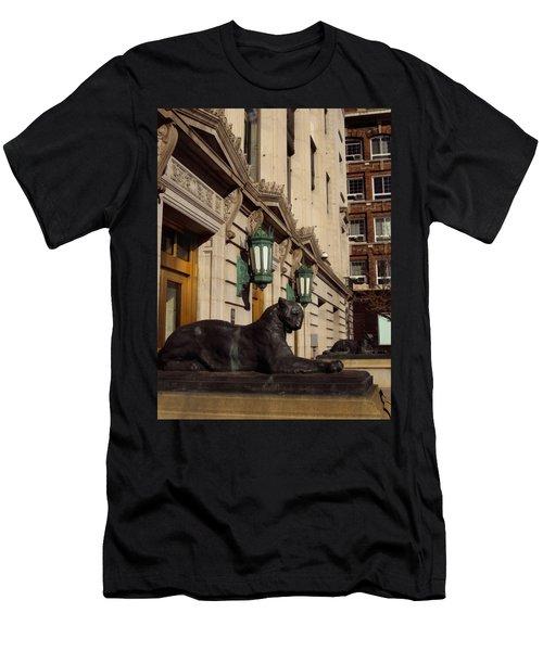 Denver Architecture 2 Men's T-Shirt (Athletic Fit)