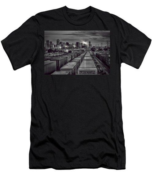 Denver's Underbelly Men's T-Shirt (Athletic Fit)