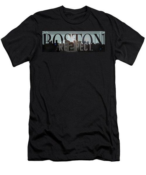 Derek Jeter - Boston Men's T-Shirt (Athletic Fit)