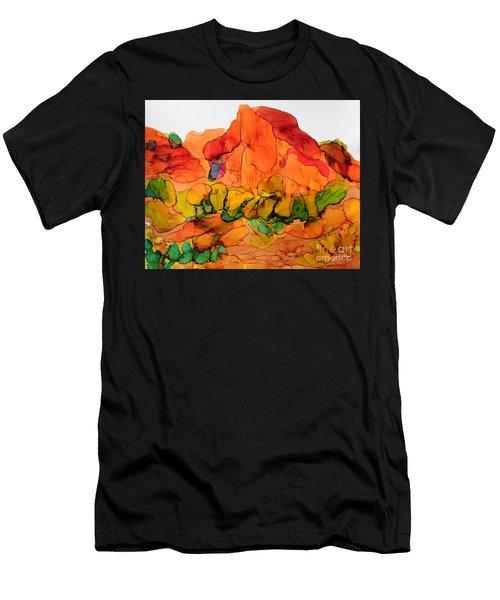 Desert Beauty 6 Men's T-Shirt (Athletic Fit)