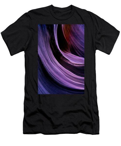 Desert Eclipse Men's T-Shirt (Athletic Fit)