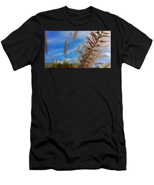 Desert Foliage Men's T-Shirt (Athletic Fit)