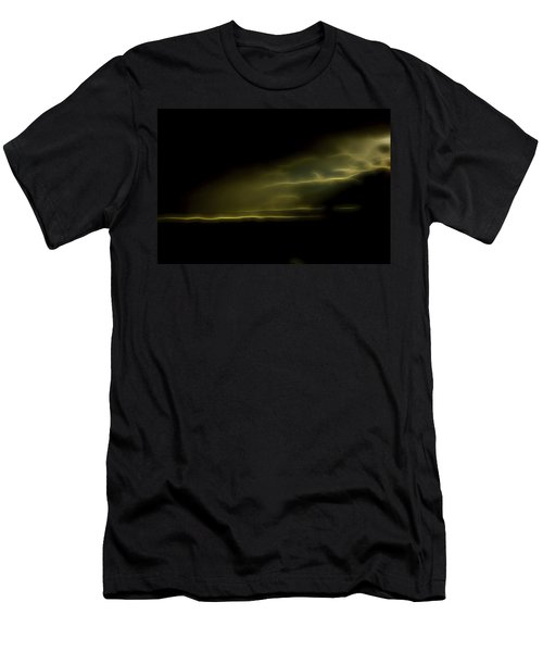 Desert Spotlight Men's T-Shirt (Athletic Fit)