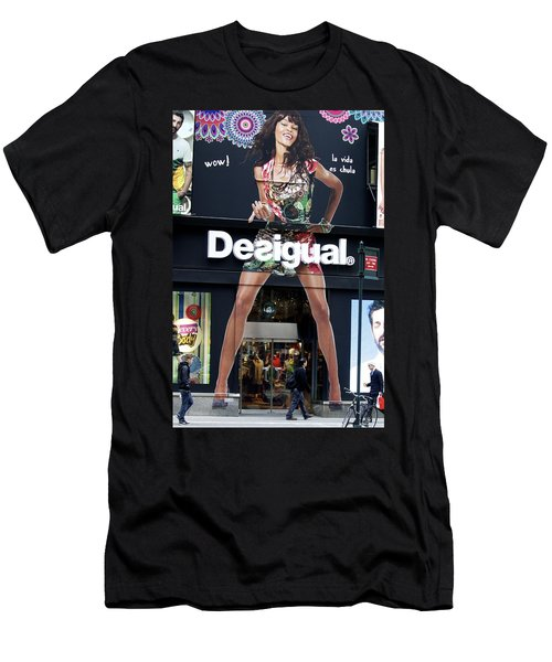 Desigual Storefront Men's T-Shirt (Athletic Fit)
