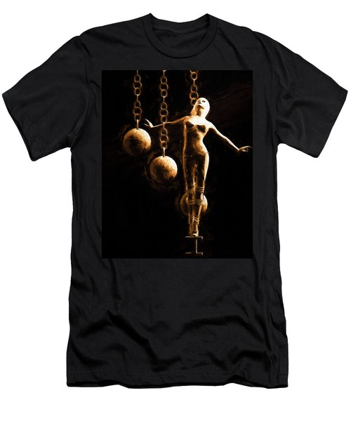 Desire Men's T-Shirt (Slim Fit) by Bob Orsillo