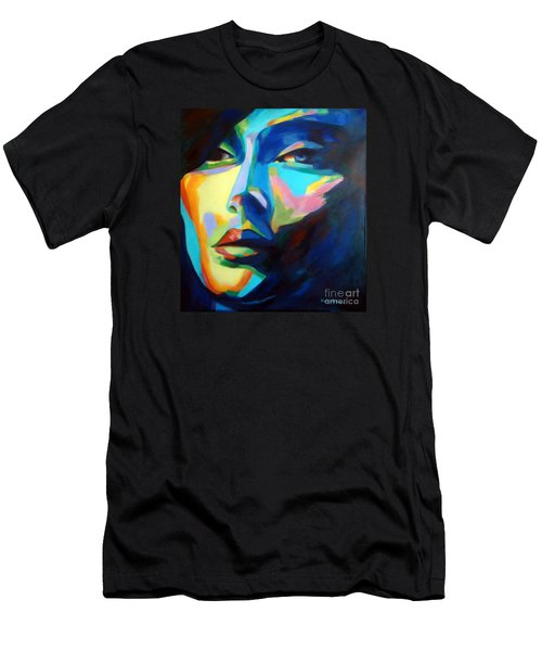 Desires And Illusions Men's T-Shirt (Slim Fit) by Helena Wierzbicki
