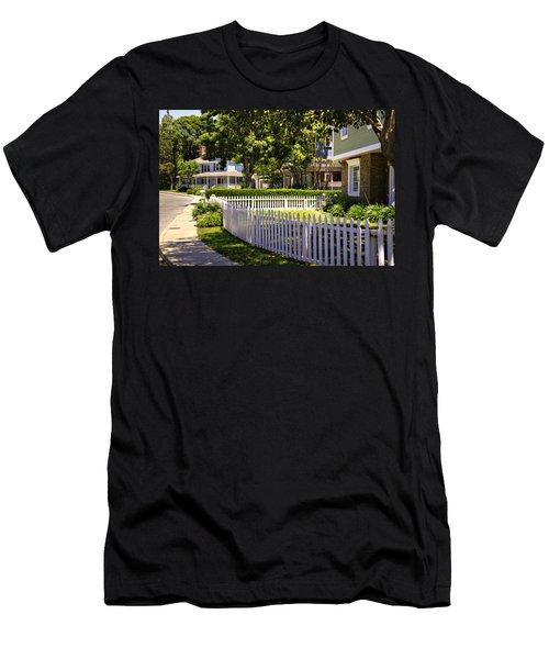 Desperate Neighborhood Men's T-Shirt (Athletic Fit)