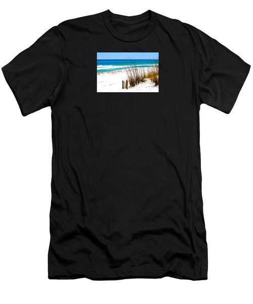 Destin, Florida Men's T-Shirt (Athletic Fit)