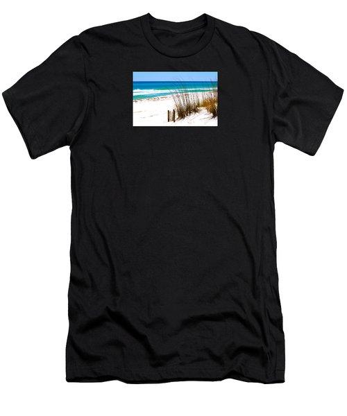 Destin, Florida Men's T-Shirt (Athletic Fit)